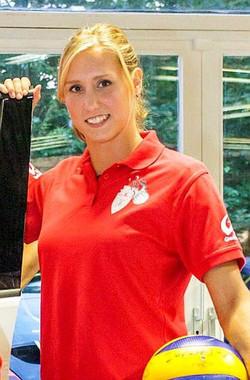 Monika Grande aus Dannenberg arbeitet ab August als Landestrainerin für den Volleyballverband Schleswig-Holstein.