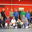 Zum 25-jährigen Bestehen ihrer Volleyball-Freundschaft trafen sich Montag Sportler aus dem Raum Salzwedel und Dannenberg zum sportlichen Vergleich sowie zum Gedankenaustausch in der Mehrzweckhalle der Jeetzelstadt.
