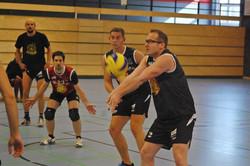 Einen Punkt ergatterte Nico Neumann (rechts) mit dem MTV Dannenberg beim Spiel beim VfL Westercelle II.